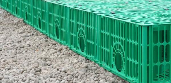 Дренажные блоки