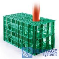 Дренажные инфильтрационные блоки Стормбокс (Stormbox)