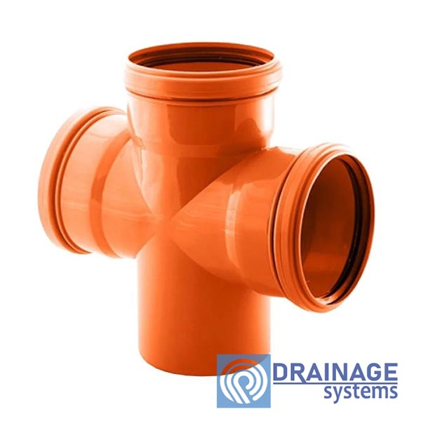 Крестовина для наружной канализации