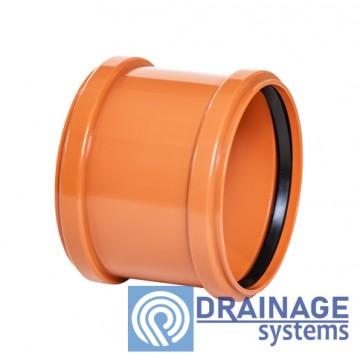 Муфта 250 для наружной ПВХ канализации