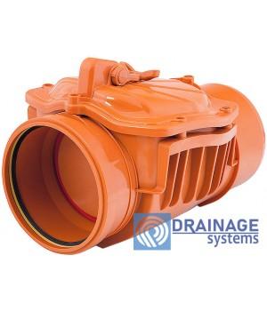 Обратный клапан 110 канализационный