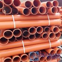 Труба ПВХ 110х3,2х6000 мм пластиковая канализационная