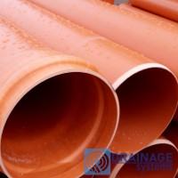 Труба ПВХ 160х4,0х6000 мм пластиковая канализационная