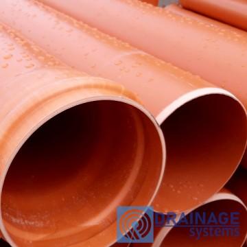 Труба ПВХ 160х4,0х1000 мм пластиковая канализационная