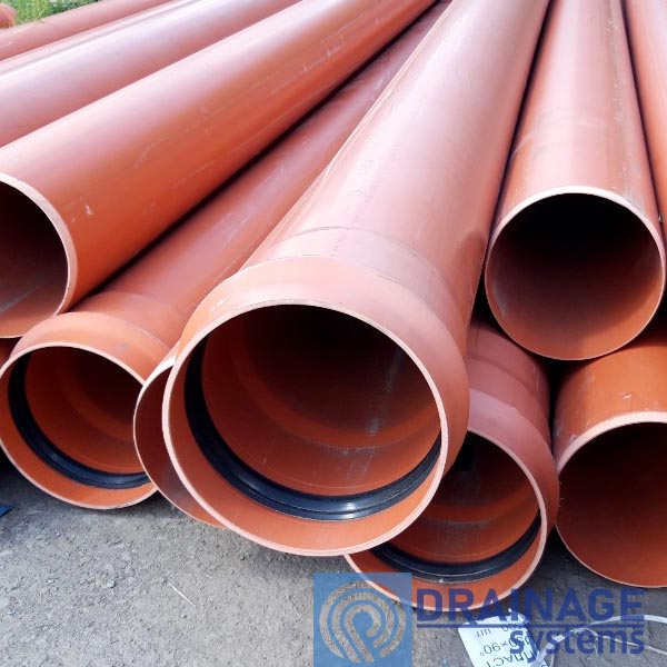 Трубы канализационные ПВХ 315
