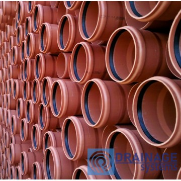 Труба ПВХ 110х3,2х2000 мм пластиковая канализационная